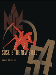 SUSK AGR Cover Image - 2012