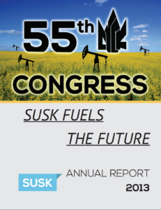 SUSK AGR Cover Image - 2013